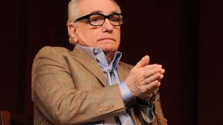 Le réalisateur américain Martin Scorsese, le 25 janvier 2014. (ALBERTO E. RODRIGUEZ / GETTY IMAGES / AFP)