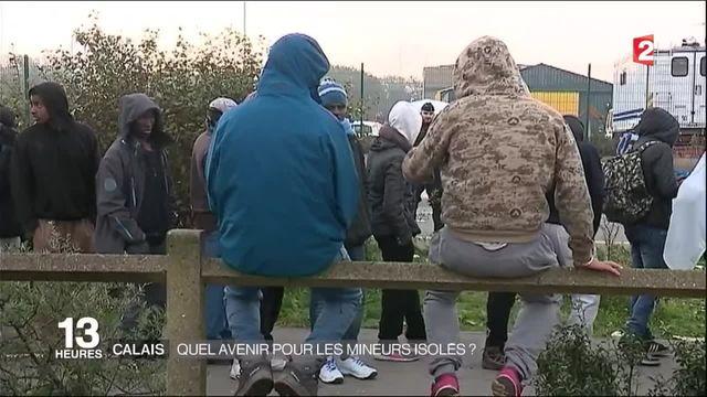 Calais : quel sort pour les mineurs ?