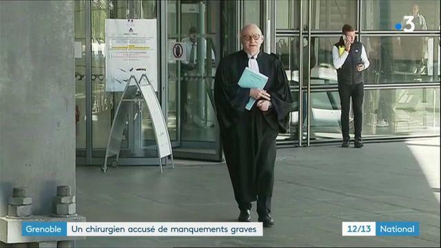 Grenoble : un chirurgien accusé de manquements graves contre-attaque