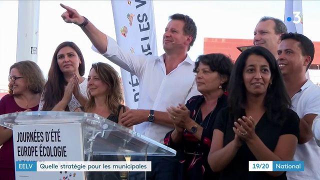 Europe Ecologie les Verts : quelle stratégie pour les élections municipales ?