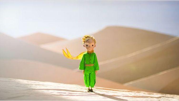 """Le film est sorti en salle le 29 juillet 2015. Il retrace l'histoire du """"Petit Prince"""" d'Antoine de Saint-Exupéry. (LPPTV / LITTLE PRINCESS / ON ENTERTAINMENT / ORANGE STUDIO / M6 FILMS )"""