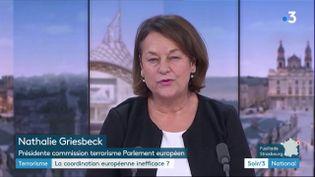 Nathalie Griesbeck (MoDem) (France 3)