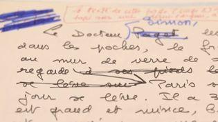 """""""La Nuit des temps"""", le roman culte de René Barjavel a eu 50 ans et vient d'être réédité. Best-seller, vendu à 2,5 millions d'exemplaires et traduit en huit langues, le roman est l'œuvre d'un visionnaire. (FRANCE 3)"""
