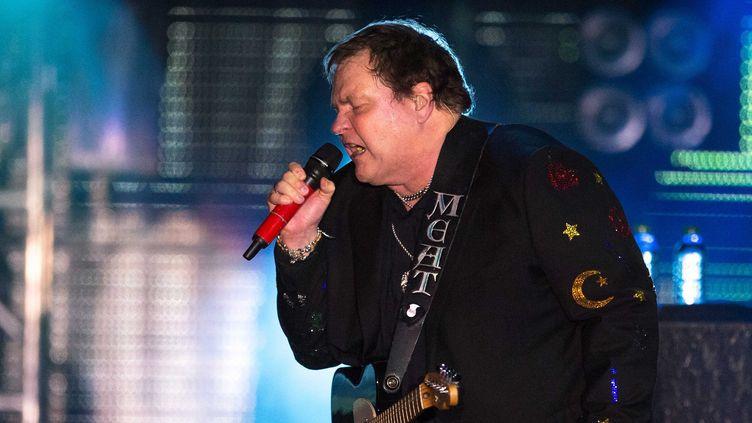 Meat Loaf en concert en 2013  (FERDY DAMMAN/EPA/MaxPPP)