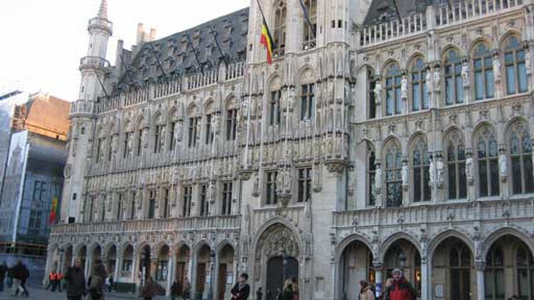 Bruxelles. La Grand-Place (Photo Corinne Jeammet)