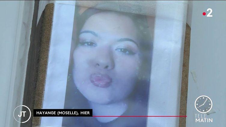 Stéphanie, victime du 43e féminicide en 2021 (France 2)