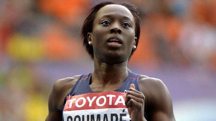 La Française Myriam Soumaré