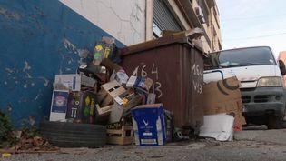Marseille : une fête clandestine réunit plusieurs centaines de personnes (CAPTURE D'ÉCRAN FRANCE 3)