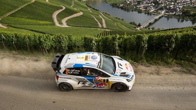 Jari-Matti  Latvala (VW Polo-R) (BASTIEN BAUDIN / AUSTRAL)