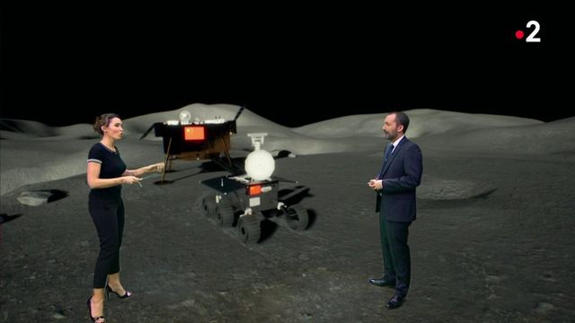 Espace : la prouesse historique des Chinois sur la Lune