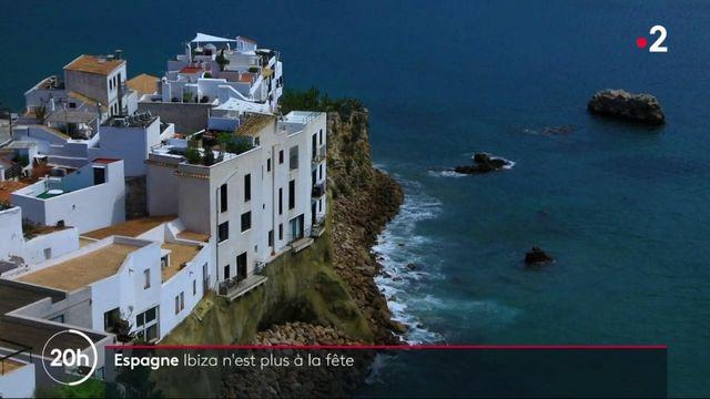 Coronavirus : Ibiza fait grise mine