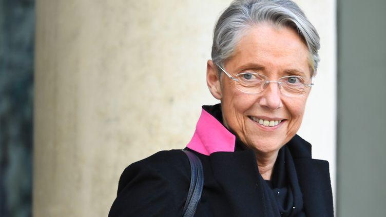 La ministre de la Transition écologique, Elisabeth Borne, le 18 décembre 2019 à Paris. (ERIC FEFERBERG / AFP)