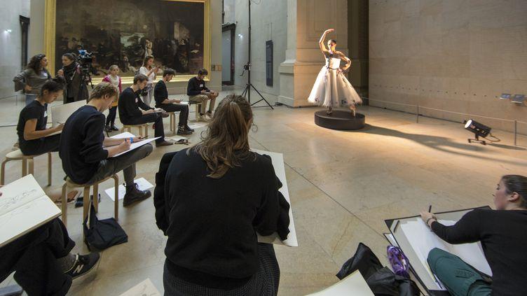 """""""Degas Danse"""" au Musée d'Orsay avec l'Opéra de Paris (SOPHIE CREPY)"""