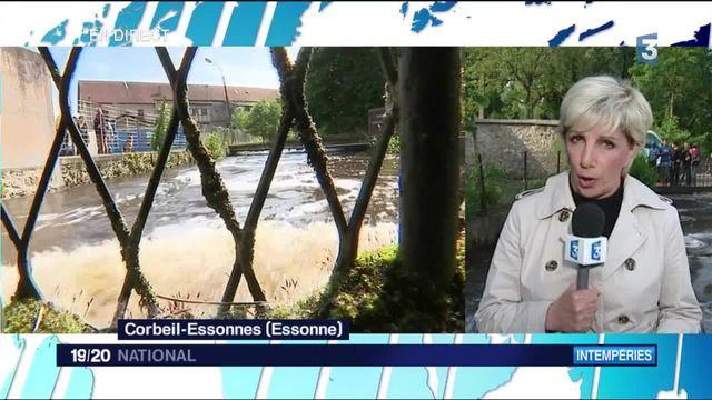 Essonne : la rivière menace plusieurs communes du département