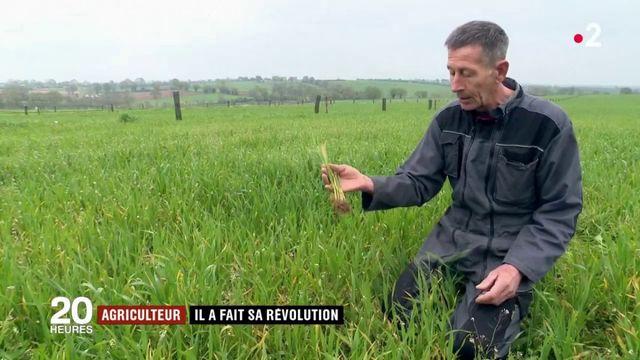 Agriculteur : il a fait sa révolution