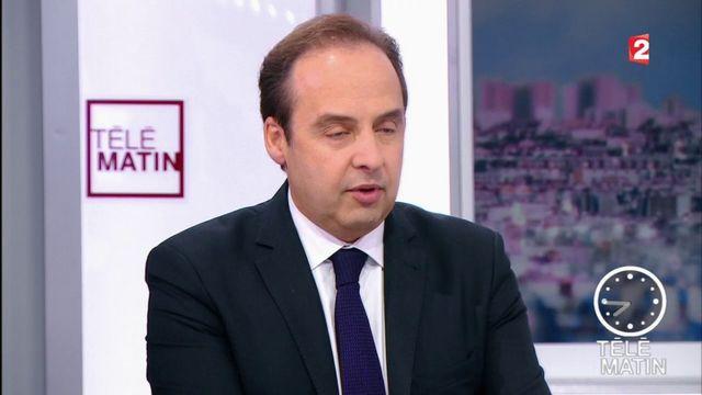 Jean-Christophe Lagarde sur Laurent Wauquiez