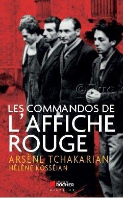 Le livre d'A. Tchakarian  (Editions du Rocher)