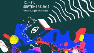 Affiche de la 4e édition du Ouaga Film Lab qui se tient du 12 au 21 septembre 2019 à Ouagadougou, au Burkina Faso (Ouaga Film Lab)