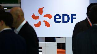 """EDF Corse a évoqué un """"incident localisé"""", sans donner plus de précisions sur l'origine de la panne. (ERIC PIERMONT / AFP)"""