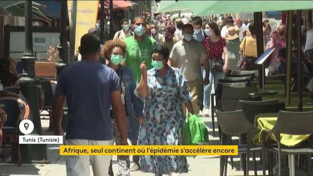Covid-19 : la Tunisie face à une situation sanitaire sans précédent