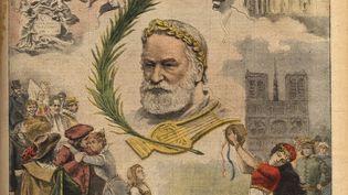 """Supplément """"Le Petit Journal"""" : Apothéose de Victor Hugo (LEEMAGE / AFP)"""