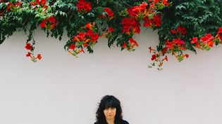 """Laura Cahen, qui sort son nouvel album """"Une Fille"""". (Jérémy Soma)"""