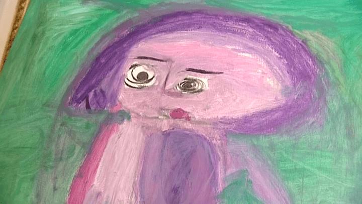 Portrait d'après Maryam Alakbarli  (Culturebox)
