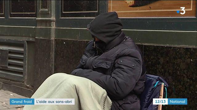 Grand froid : l'aide au sans-abri pour lutter contre l'hiver glacial