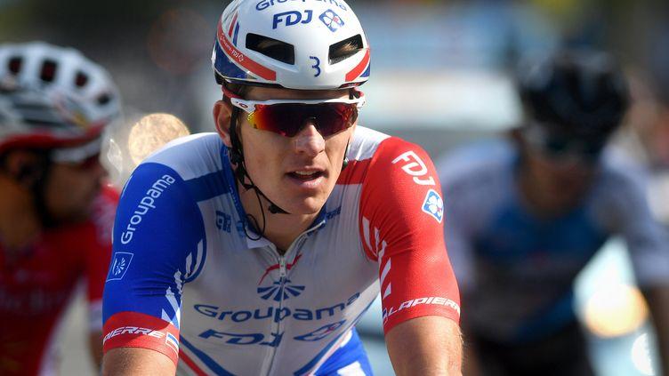 Arnaud Démare a remporté huit victoires en 2018. (DAVID STOCKMAN / BELGA MAG)