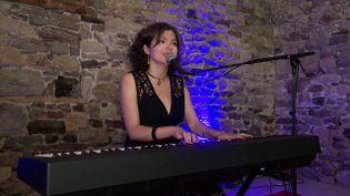 Yasmina Di Meo en concert au festival des jours d'après (France 3 Grand Ouest)
