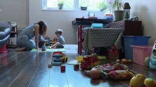 Assistante maternelle. (FRANCE 3)