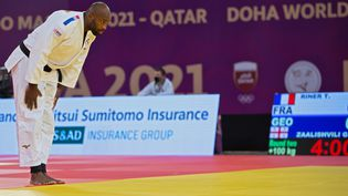 Teddy Riner (- / AFP)