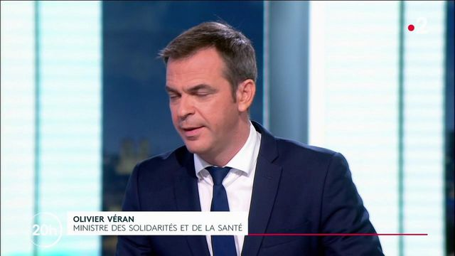 Olivier Véran annonce au JT de FR2 le délai du pass sanitaire pour les adolescents