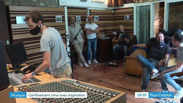 Les musiciens reprennent le chemin des studios d'enregistrement