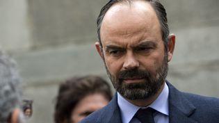 Edouard Philippe, le 18 mars 2019. (CHRISTOPHE ARCHAMBAULT / AFP)