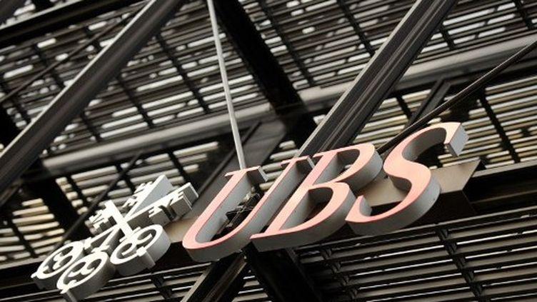 Bâtiment de la banque suisse UBS à Londres (AFP - Ben Stansall)