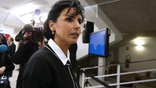 La députée européenne Rachida Dati (UMP), le 18 novembre 2012 à Paris. (BENOIT TESSIER / REUTERS)
