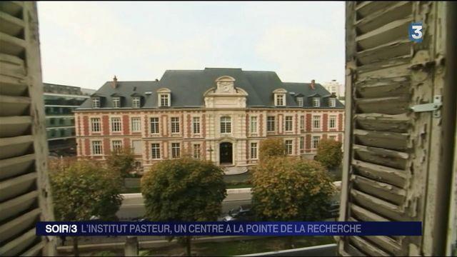 L'Institut Pasteur, un centre à la pointe de la recherche