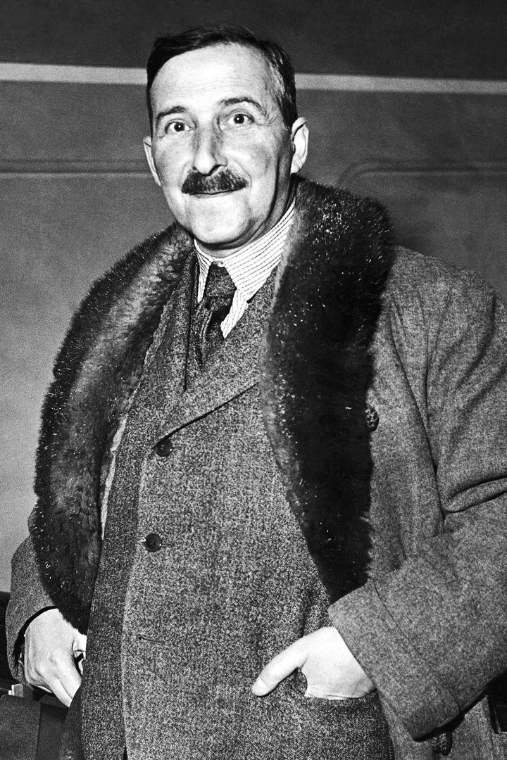Stefan Zweig  (AP/SIPA )