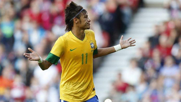 Neymar (Brésil) (EDUARDO NICOLAU / AGENCIA ESTADO)