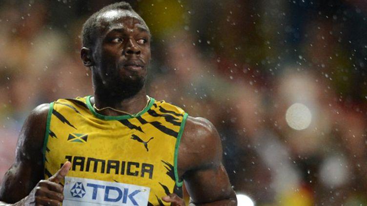 Usain Bolt (KIRILL KUDRYAVTSEV / AFP)