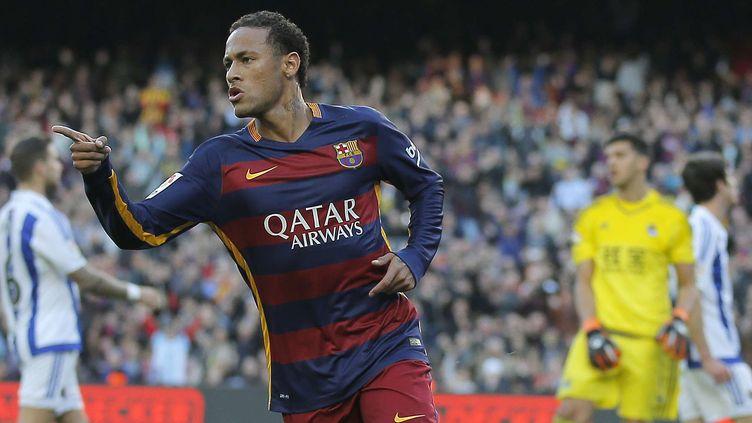Neymar a été incroyable depuis le début de l'année (MANU FERNANDEZ/AP/SIPA / AP)