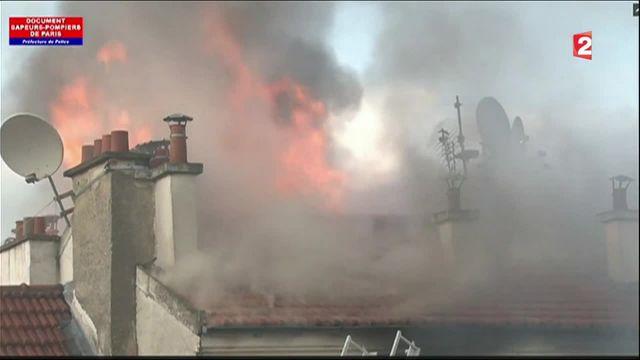 Saint-Denis : incendie meurtrier dans un immeuble du centre-ville