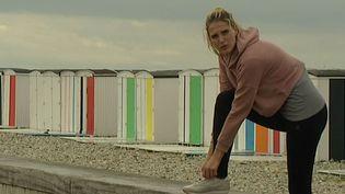 """Le roman de Michel Bussi """"Maman à tort"""" est adapaté pour la télévison dans une série de France 2 avec Camille Lou  (France 3 / Culturebox )"""