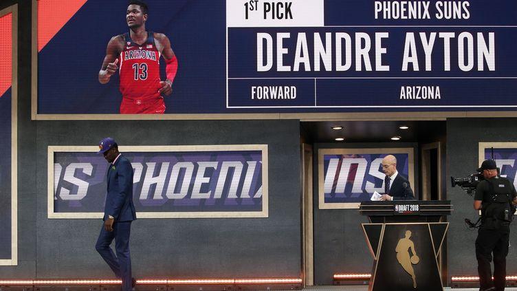 DeAndre Ayton, N.1 de la draft NBA 2018 (MOHAMMED ELSHAMY / ANADOLU AGENCY)