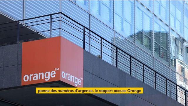 Panne des numéros d'urgence : un rapport pointe du doigt la responsabilité d'Orange