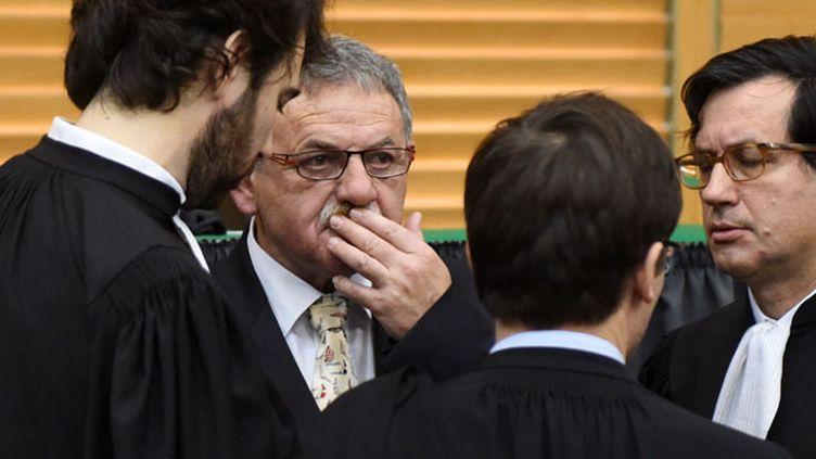 (René Marratier, ancien maire de La-Faute-sur-Mer, avait été condamné à quatre ans de prison ferme en première instance © Sipa/SEBASTIEN SALOM-GOMIS)