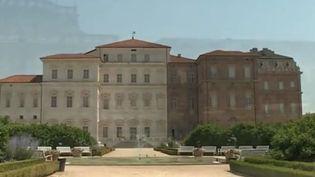 Le palais royal de Venaria près de Turin est l'équivalent italien du château de Versailles. Le bâtiment et ses jardins sont classés à l'Unesco. (FRANCE 3)
