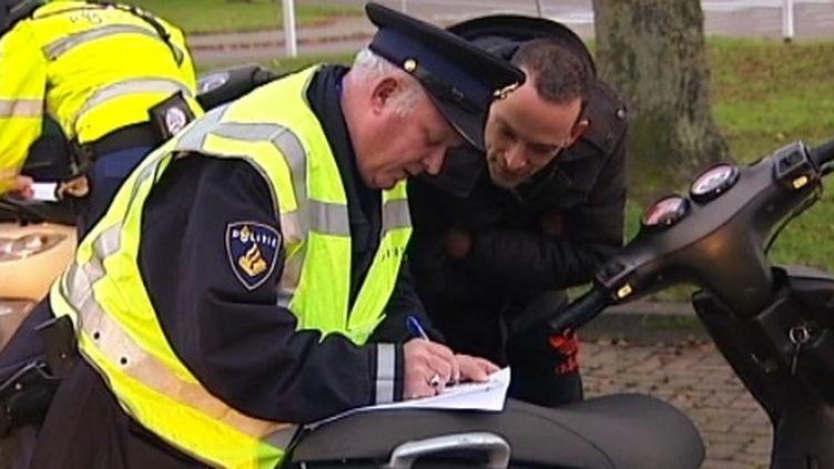 Policier volontaire aux Pays-Bas (FTVI)