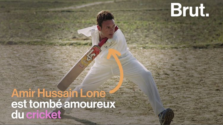 VIDEO. Sans bras, il arrive à devenir joueur de cricket professionnel (BRUT)